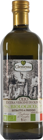 Extra Virgin Olive Oil (750ml), Clemente