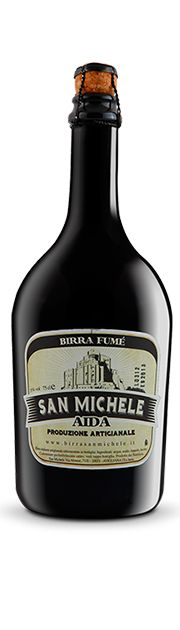Aida Fume, Smoked Craft Beer, Birrificio San Michele