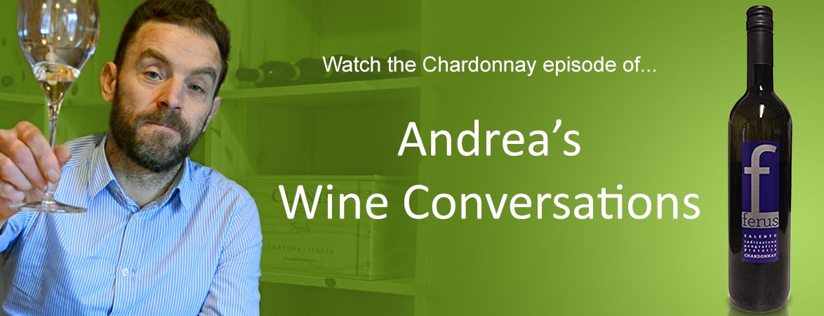 Andrea's wine conversations: Chardonnay | The Italian Abroad Wine Blog