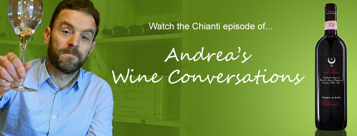 Andrea's wine conversations: Chianti | The Italian Abroad Wine Blog
