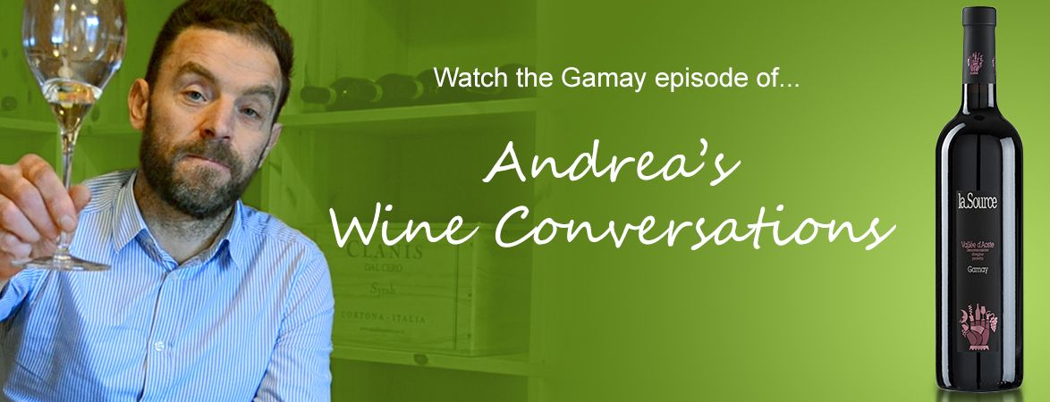 Andrea's wine conversations: Gamay