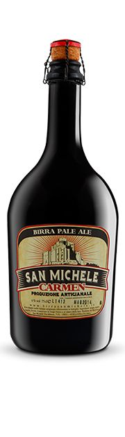 Carmen Pale Ale, Birrificio San Michele