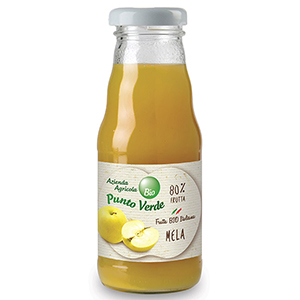 Organic Apple Juice 80%, Punto Verde