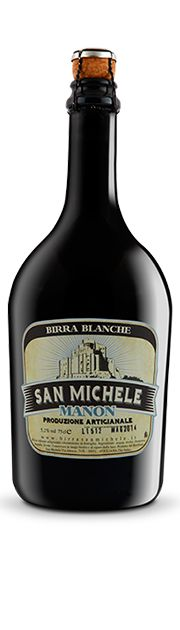 Manon Blanche (White Beer), Birrificio San Michele