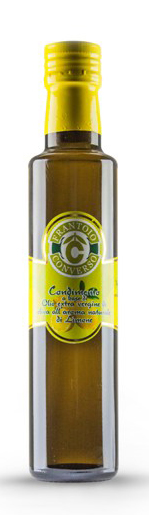 Lemon Extra Virgin Olive Oil, Frantoio Converso