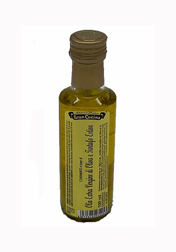 Black Truffle Extra Virgin Olive Oil, Gran Cucina