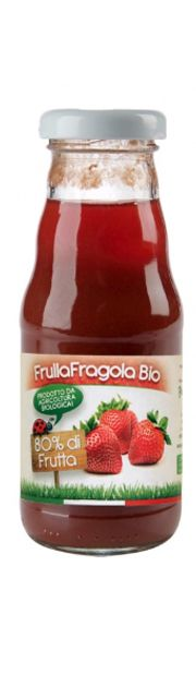 Organic Strawberry Juice, Punto Verde