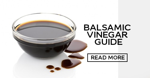 Balsamic Vinegar Banner