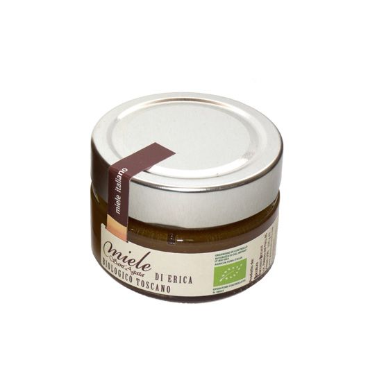 Raw Heather Honey (70gr), Sant'Agata