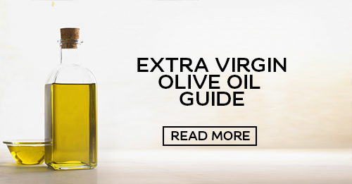 Extra virgin Olive Oil Banner