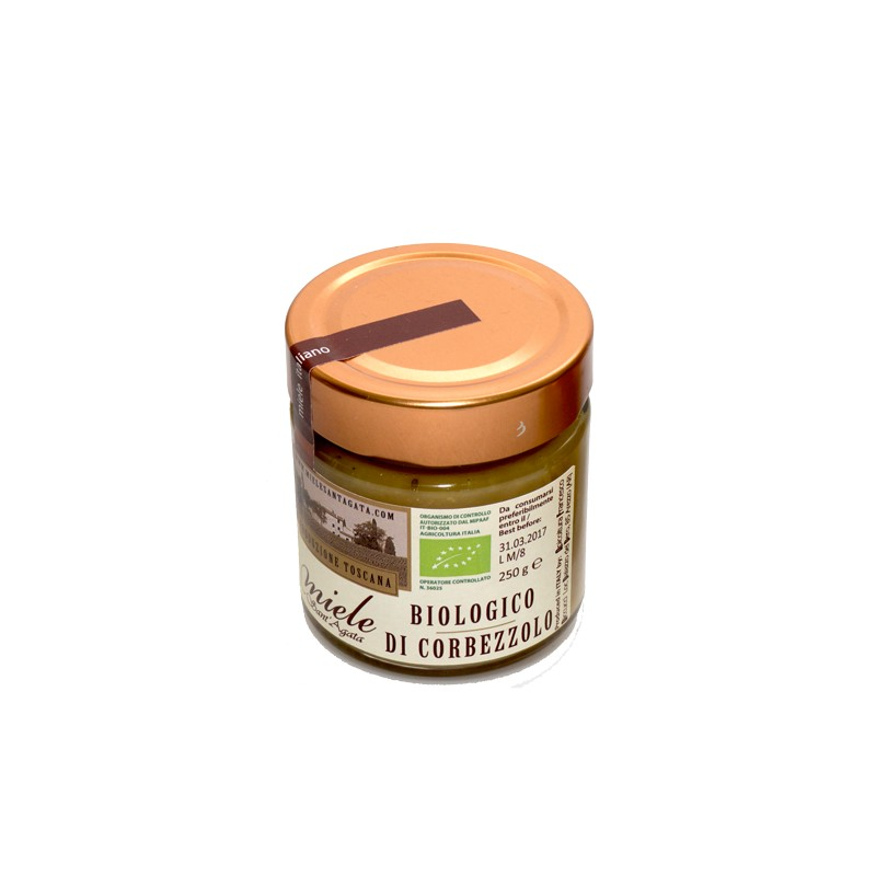 Raw Arbutus Honey (250gr), Sant'Agata